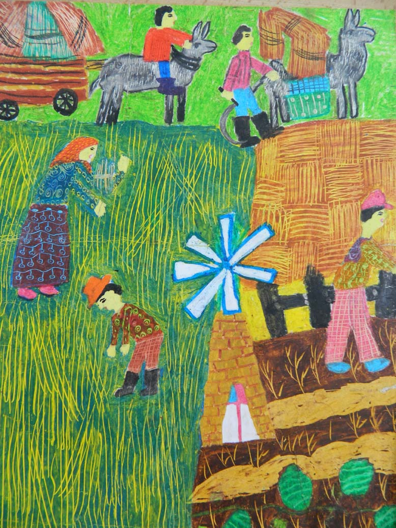 Children's Art Competition Theme   Artwork for NHS Trusts